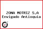 ZONA MOTRIZ S.A Envigado Antioquia