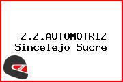 Z.Z.AUTOMOTRIZ Sincelejo Sucre